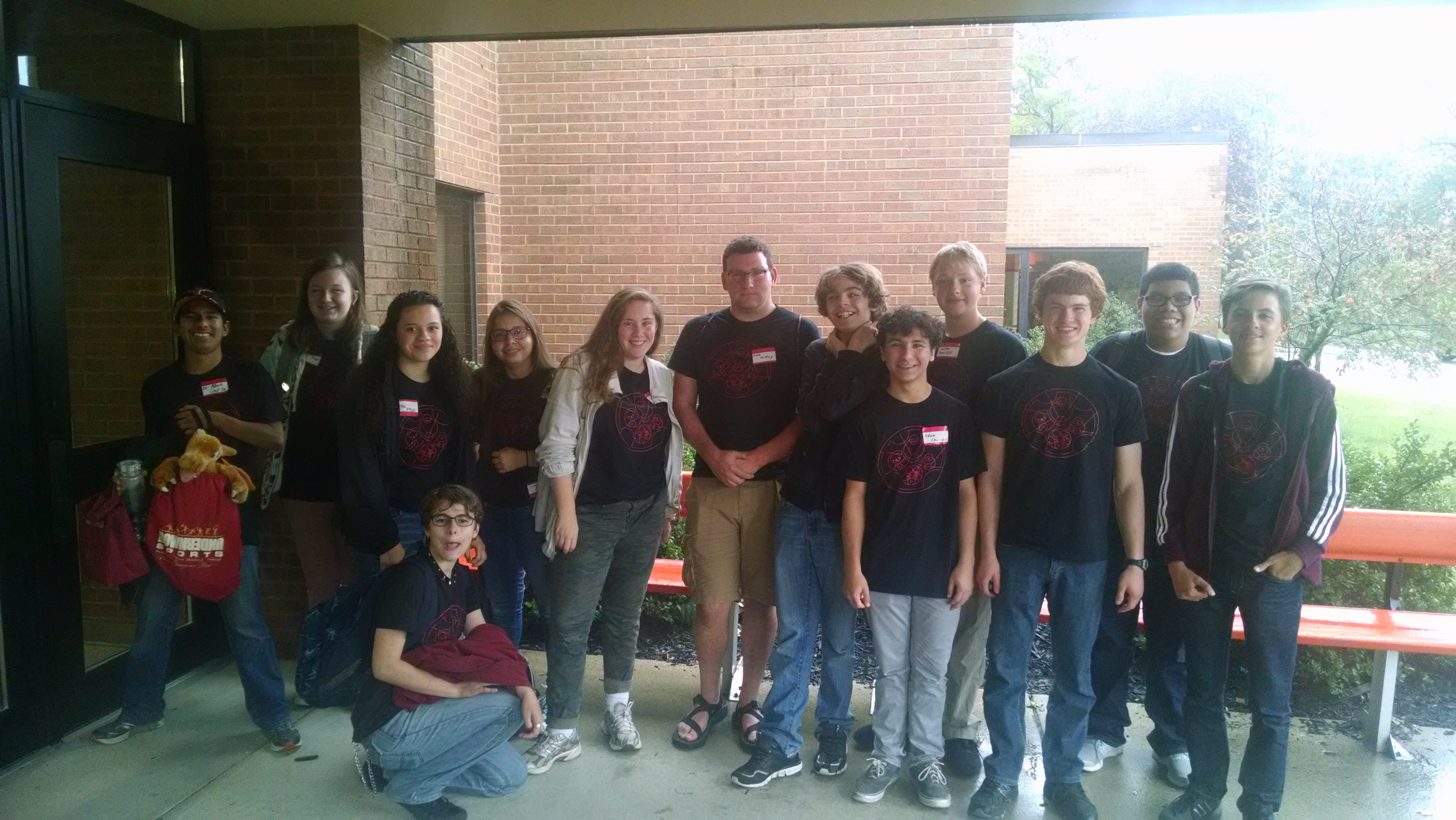 Hps home in quiz bowl action the holland high dutch nerd army dna opened their season at the jan rademacher invitational on oct 14 hosted by white cloud sciox Choice Image
